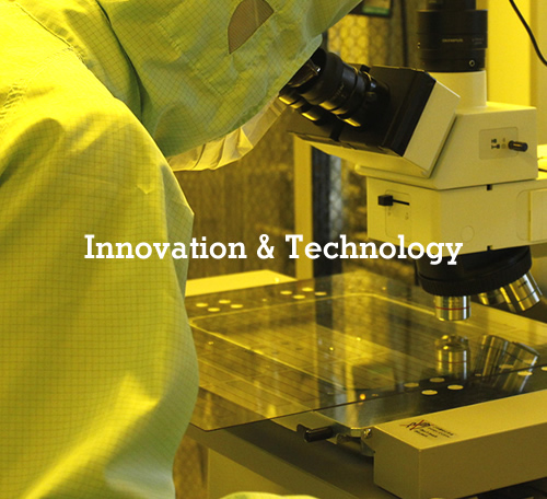 Innovation & Technology - Industrial Display