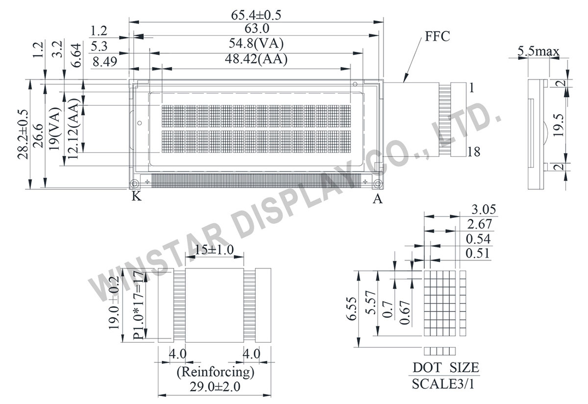 Pic interfacing lcd 16x2 in 4 bit mode with pic18f4550 | pic.