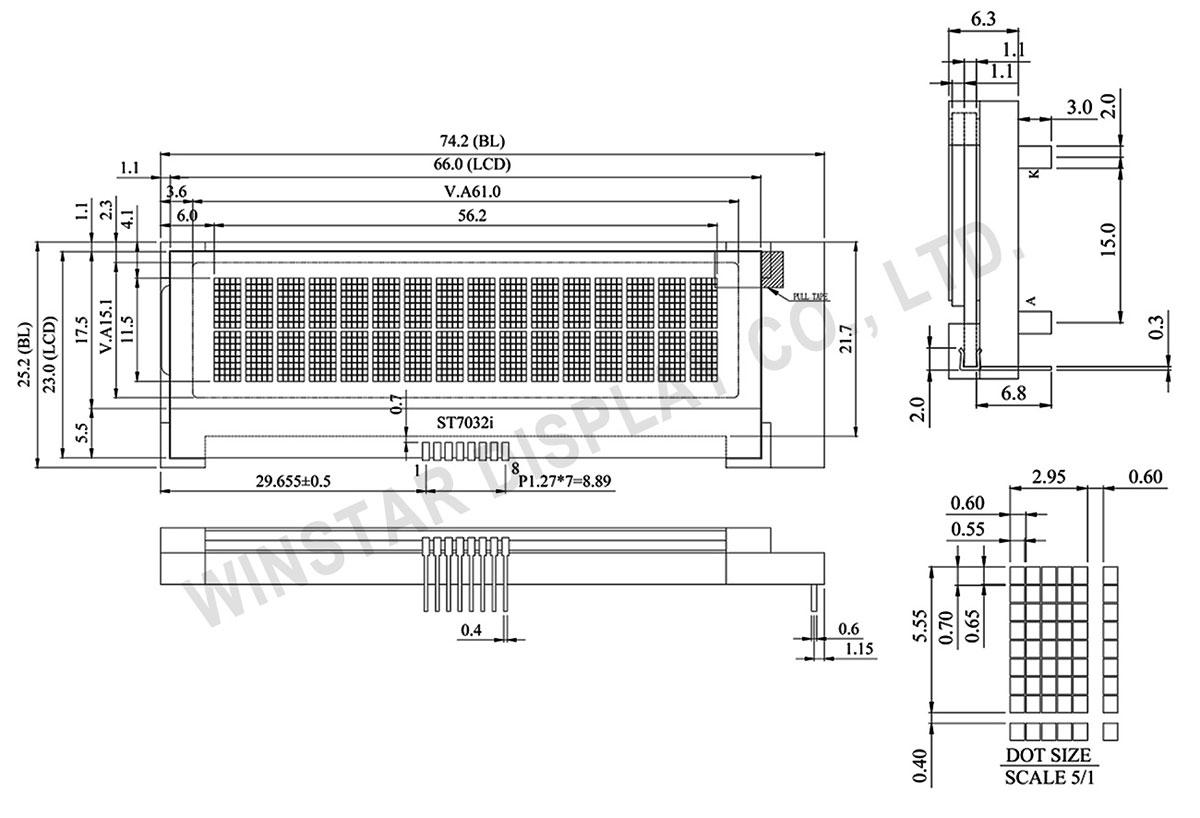 i2c lcd display module  i2c display  i2c lcd 16x2  i2c lcd module