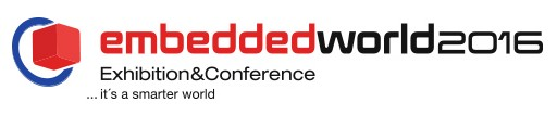 Embedded World 2016 - Exhibition & Conference in Nuremberg Germany