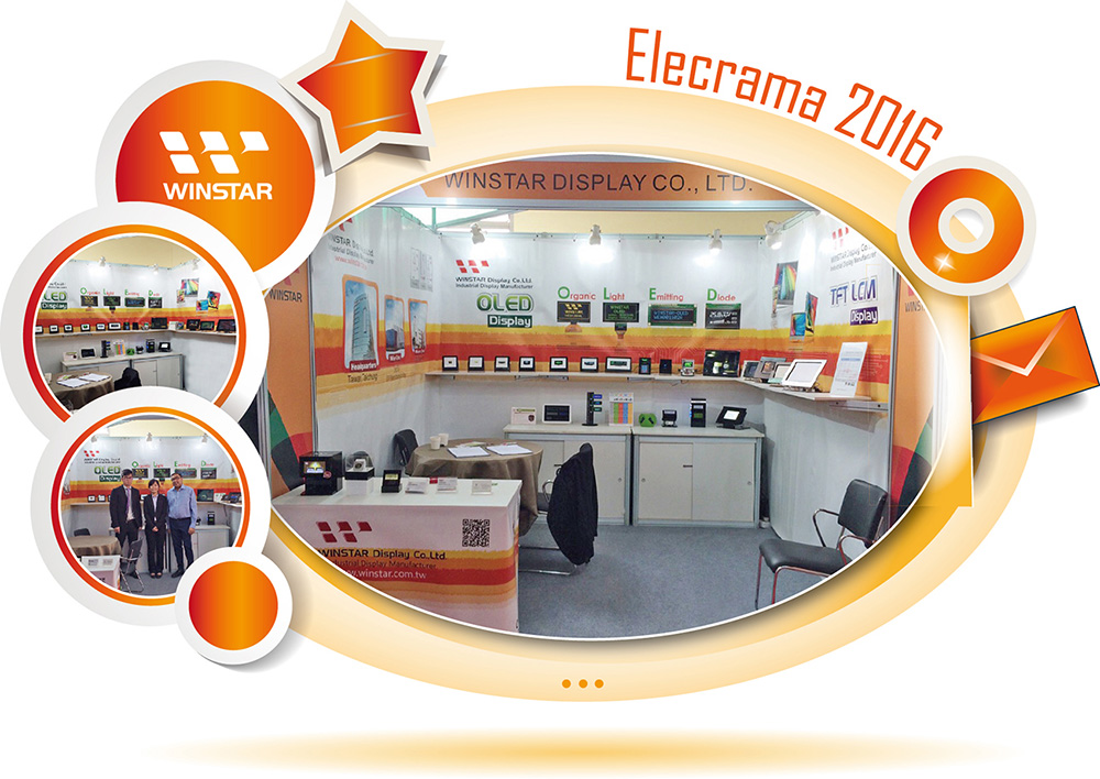 ELECRAMA 2016 India ended with success