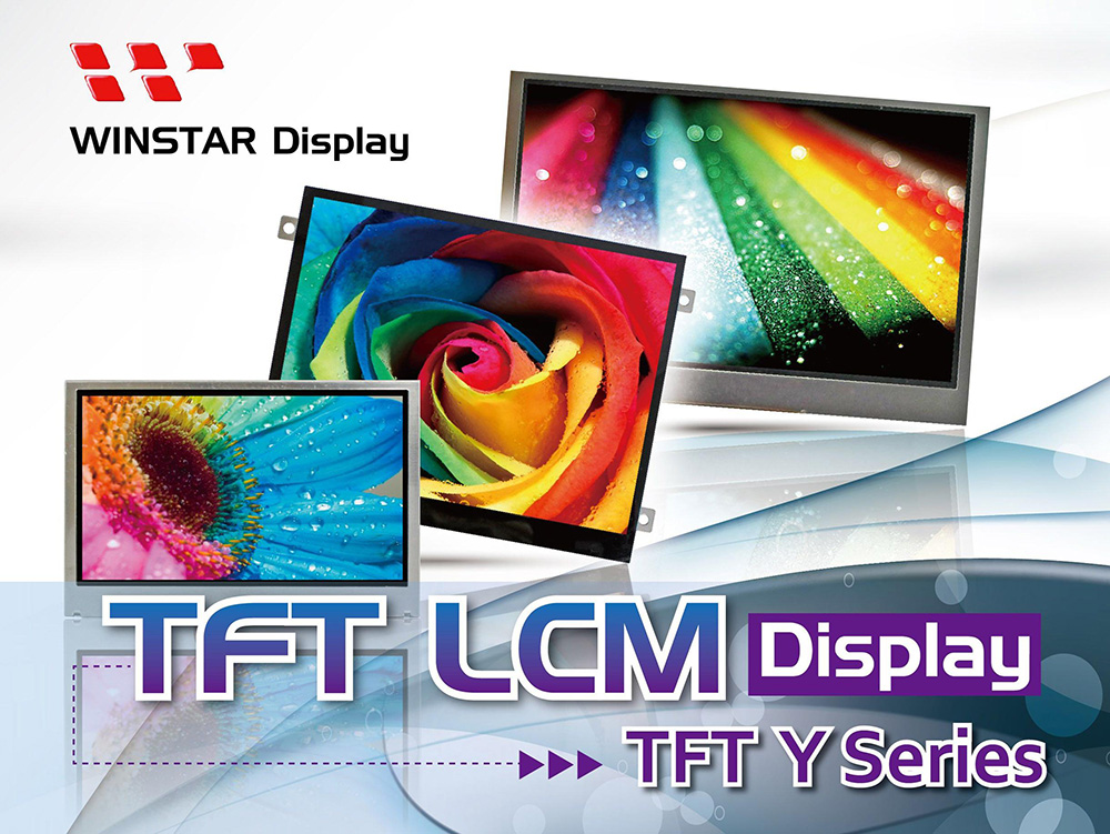 Winstar TFT LCD Display Y Series Introduction