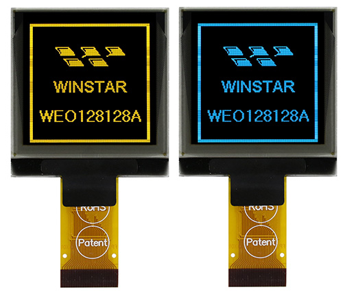 "1.5"" OLED WEO128128A"