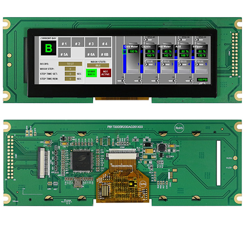 "5.2"" TFT WF52A with Controller Board"