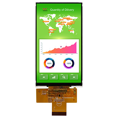 "Winstar Display 5.0"" TFT - WF50DTYA3MNN0"