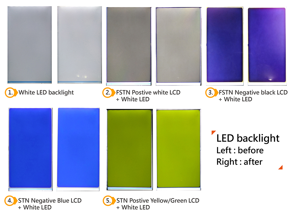 LED Backlight Brightness Increased for Winstar LCD Modules