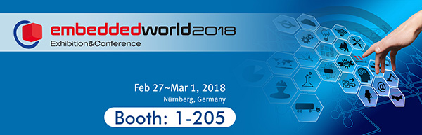 Exhibition : Embedded Word 2018 Nurnberg Germany