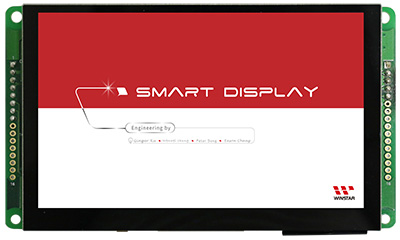 5 inch Smart Display_CAN Series TFT - Winstar