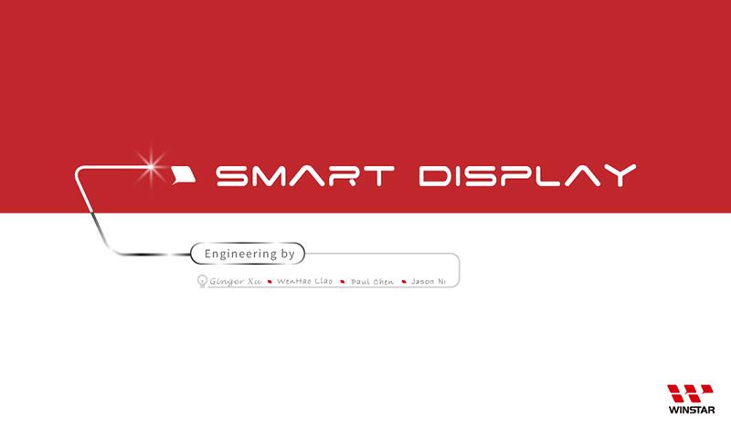 Splash Screen - Winstar Can Display, Smart Display