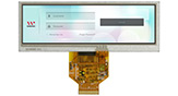 5.2 inch Bar TFT Module with Wider Viewing Angle (Resistive Touch Panel)