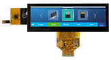 5.2 Bar Type TFT LCD with Wider Viewing Angle (PCAP)