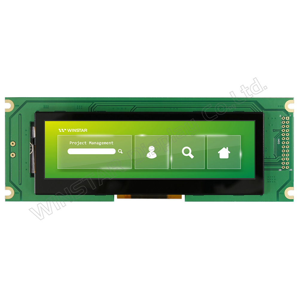 5.2 inch Bar Type TFT LCD