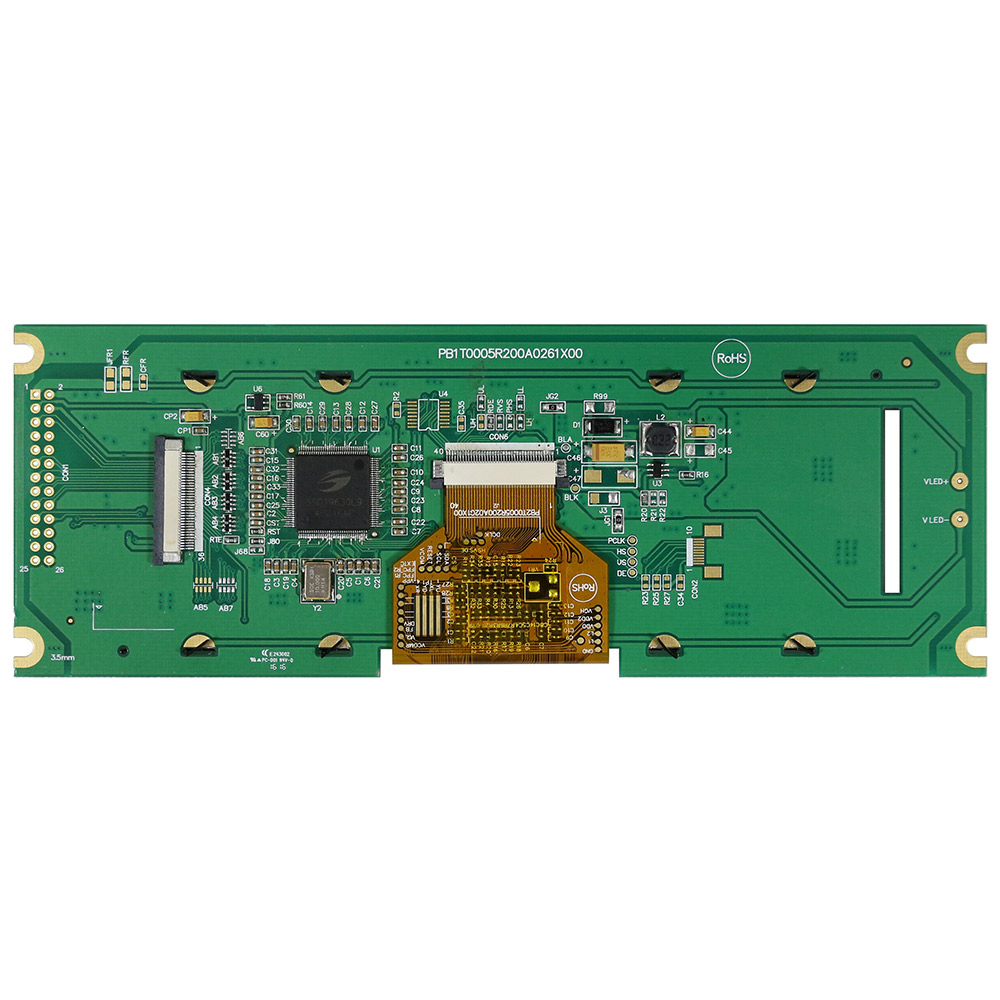 5.2 Bar Type LCD with Controller Board