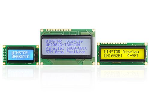 Pantalla LCD Módulo Azul//Blanco-Winstar 40x4