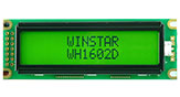 Winstar WH1602D Character LCD Display 16x2