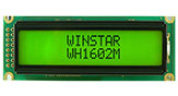 WH1602M Character LCD Display 16x2
