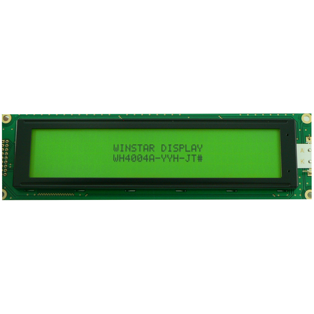 LCD модули 40x4 - WH4004A