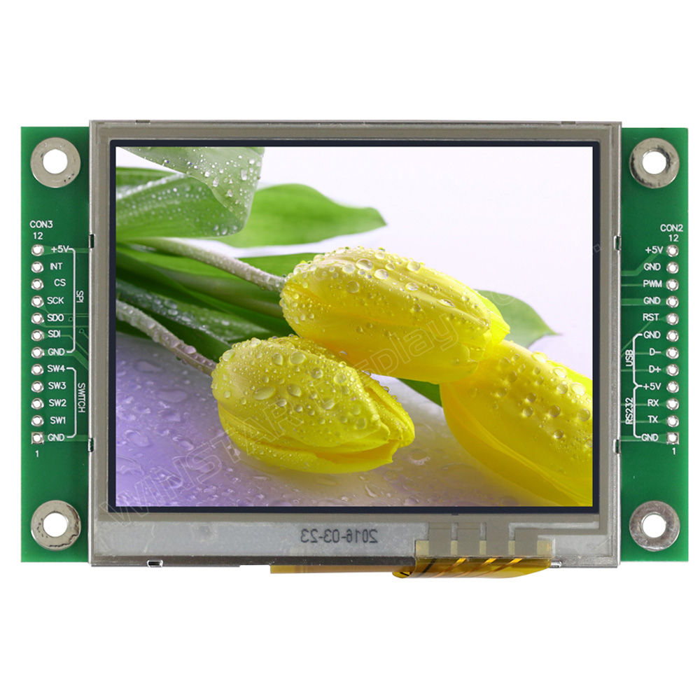 3.5 All in One TFT LCD Displays