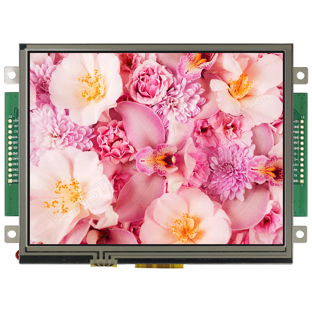 Touchscreen resistivo Display LCD TFT 5.7 Tutto in uno