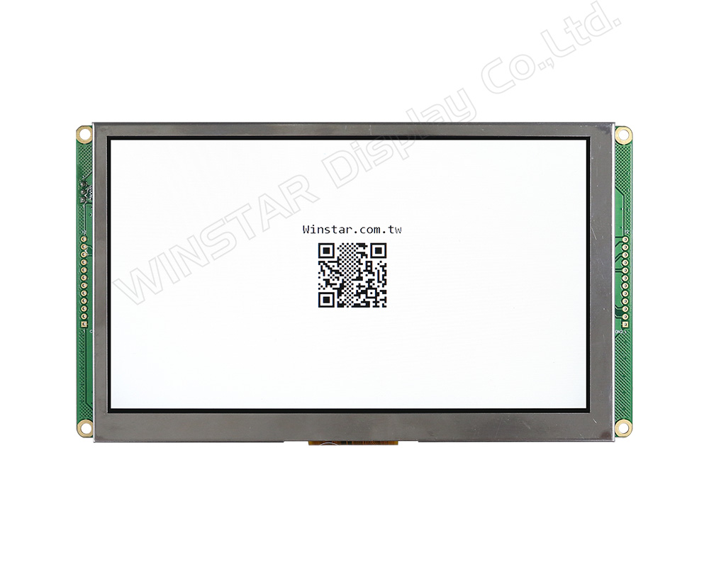 7 inch 1024x600 STM32 TFT LCD with MCU Control-Board