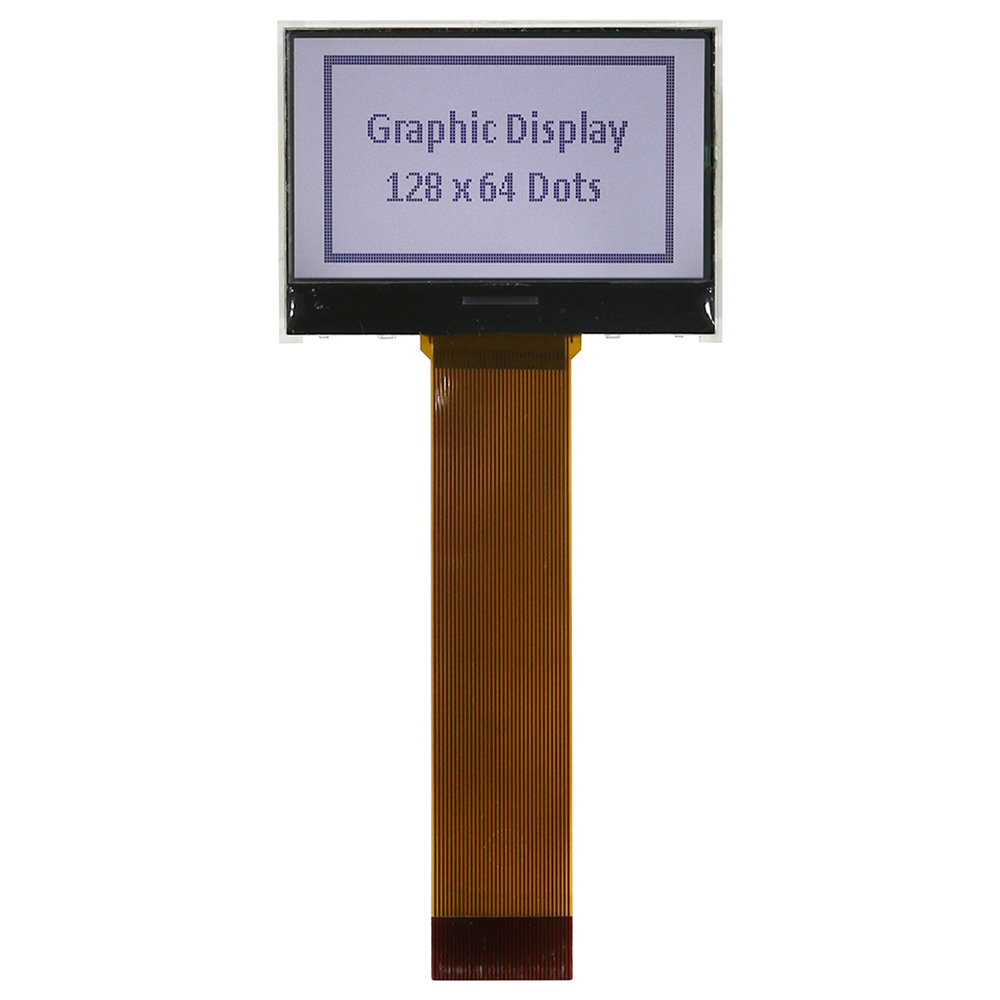 Chip-on-Glass LCD Module 128x64 - WO12864C2