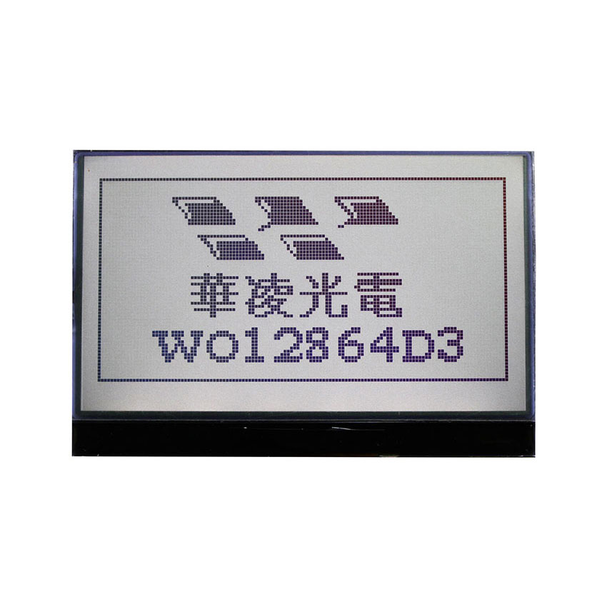 128x64 COG Displays (Chip on Glass Display) - WO12864D3