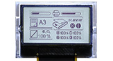 Display LCD COG 128x64