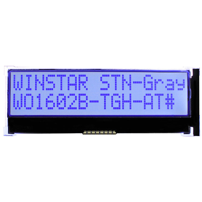 COG LCD Display Module 16x2 - WO1602B