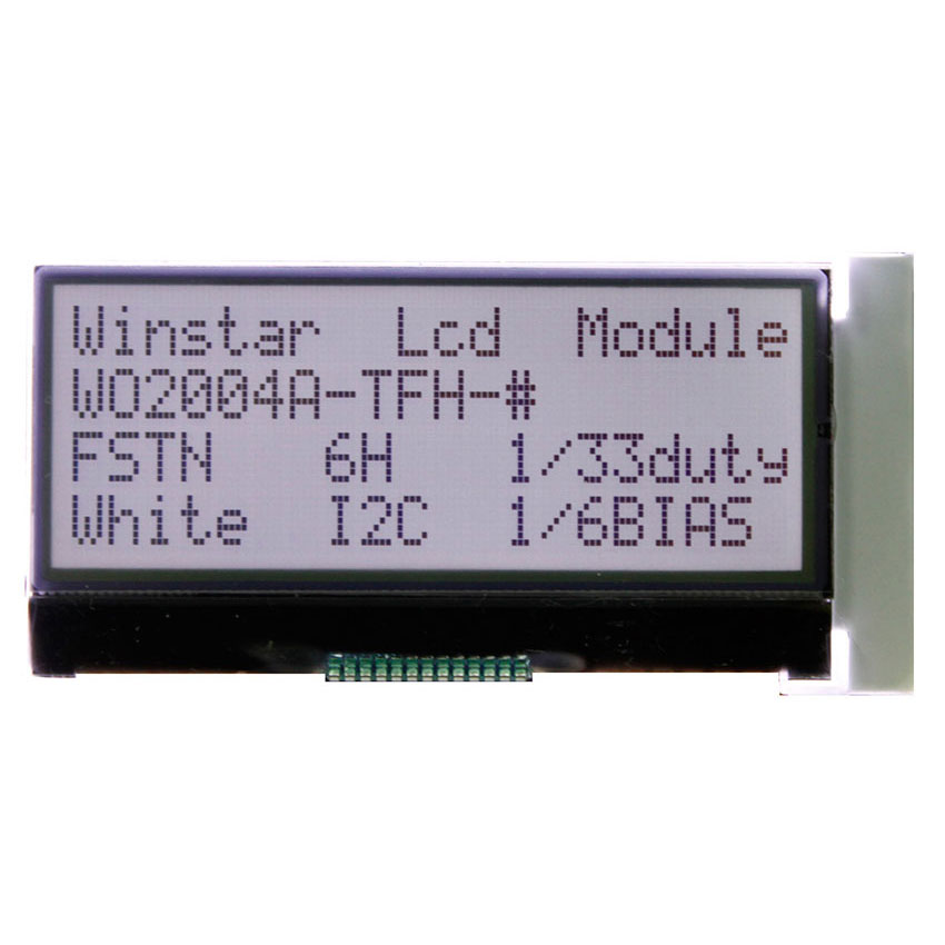 Display LCD COG 20x4 - WO2004A