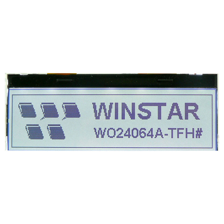 COG Punktmatrix Display 240x64 - WO24064A1