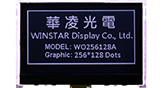 Graphic COG LCD 256x128 - WO256128A