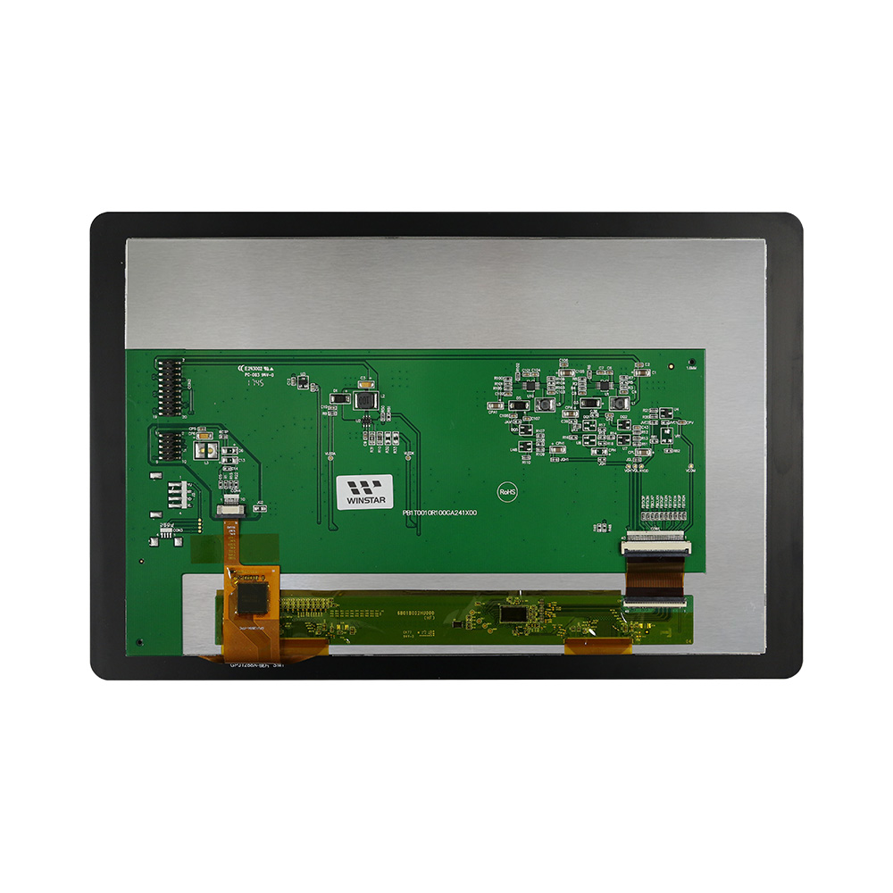 Embedded Computer Boards, 10.1 PCAP TFT Module (LVDS) with Linux / Android Embedded Computer Boards