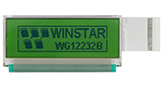 122 x 32 LCD Graphic Display Module, Winstar 122x32 LCD