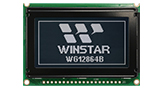 128x64 Graphic LCD Display, 128x64 LCD Module