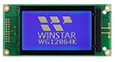 128x64 Graphic Module - WG12864K
