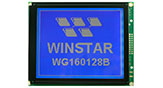 Graphic LCD 160x128, LCD Display 160x128 - WG160128B
