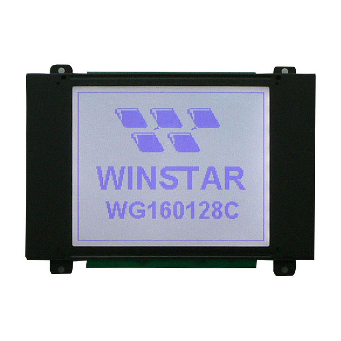 160x128 LCD Display Graphic - WG160128C