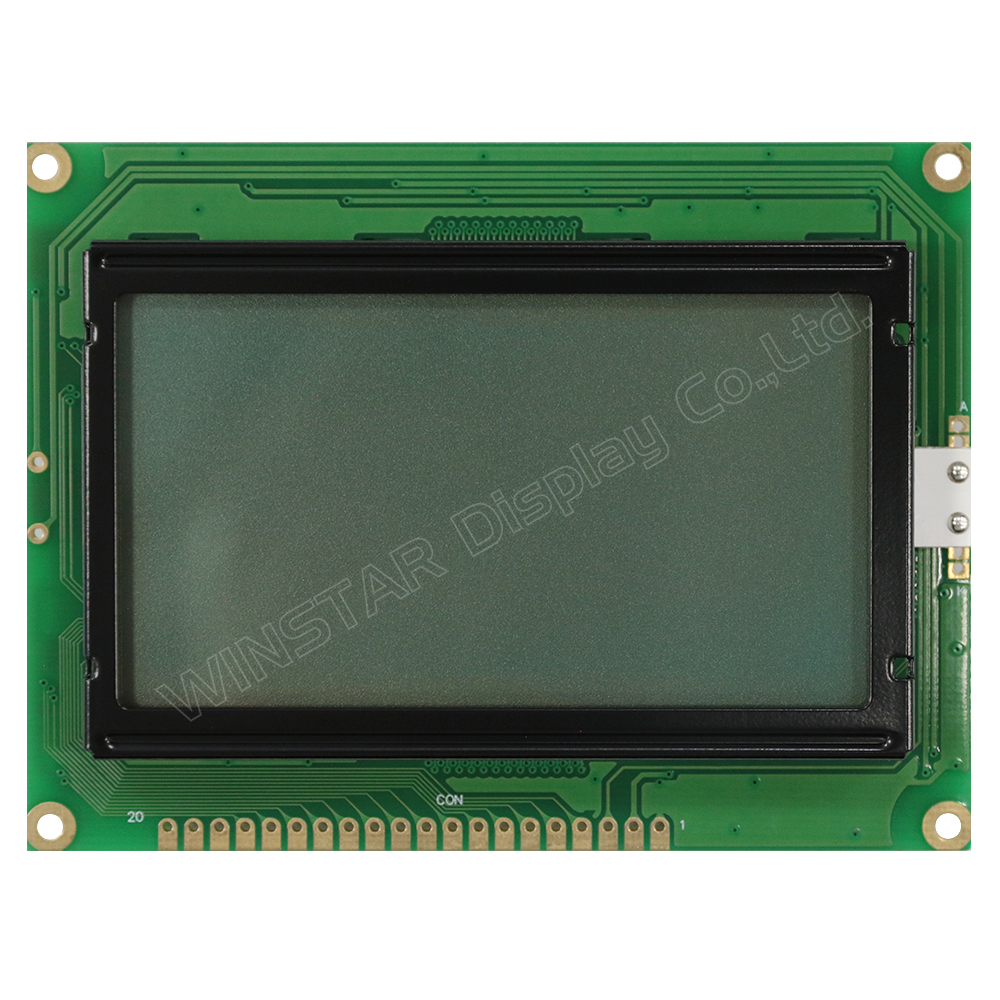 3 inch LCD Display, Graphic LCD 160x80 - WG16080D
