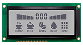 4 Display Grafici LCD 192x64 - WG19264A