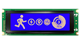 Graphic LCD Display 240x64 - WG24064C