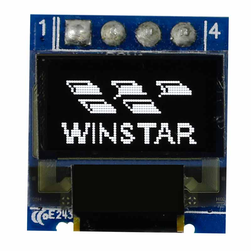 "0.49"" OLED Mini Display 64x32"