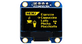 4 Pin OLED Display (COG+PCB) 0.96, 128x64