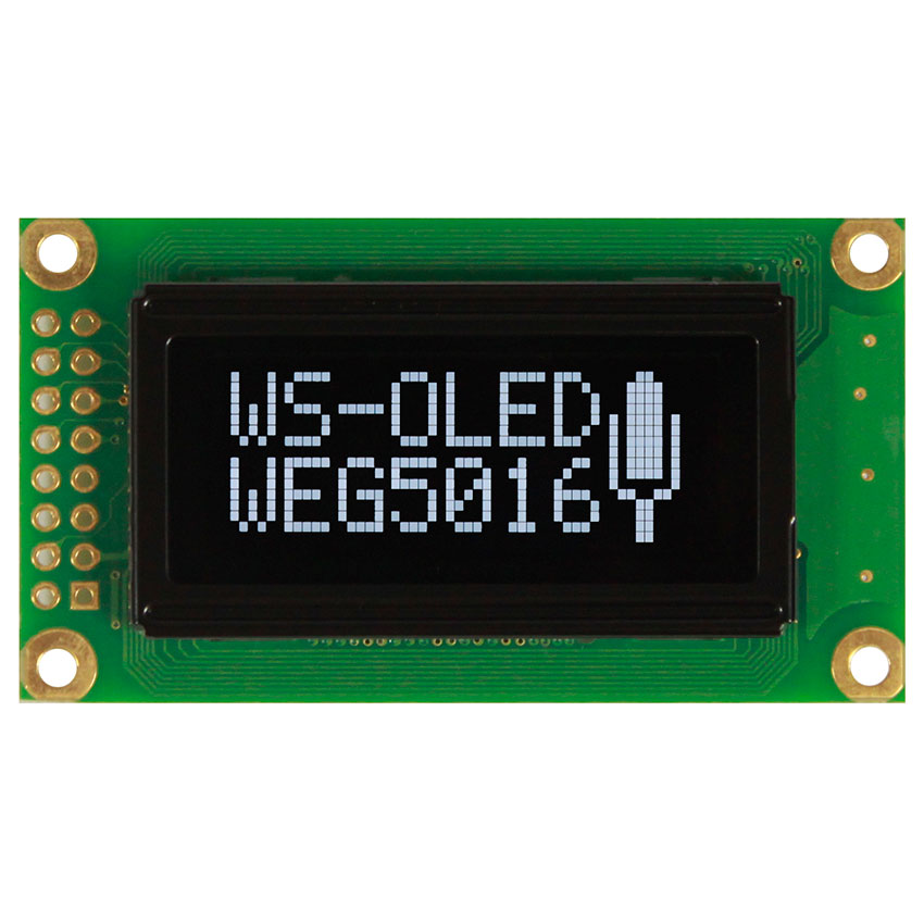 Display OLED Grafico 50x16 ,1.26