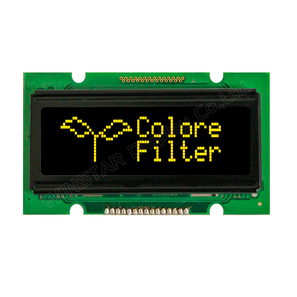 Display OLED Monocromatici 76x16, 1.7