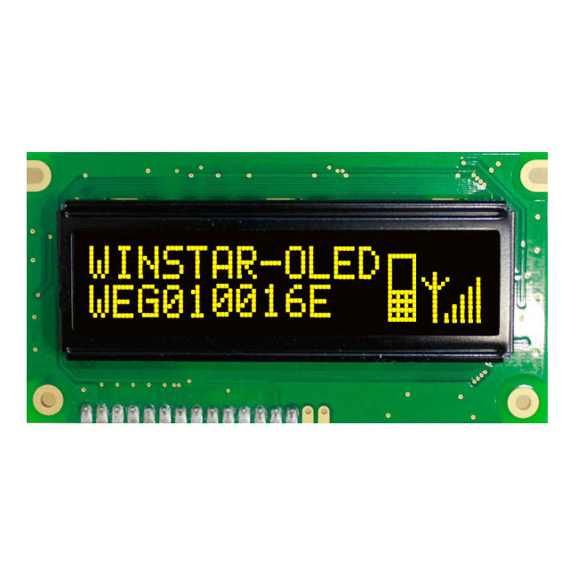 2.4 COB OLED Display 100x16