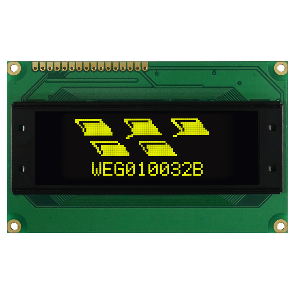 100x32 OLED-Grafikdisplay