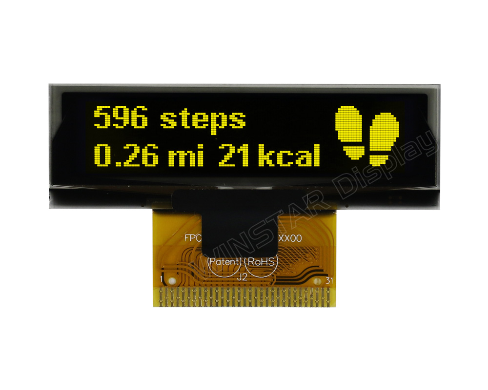 2 inch 128x32 OLED Display Module
