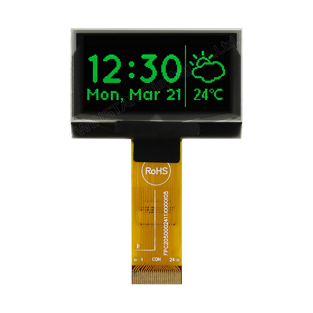 1.54 SPI Display OLED Grafico 128x64 - WEO012864A