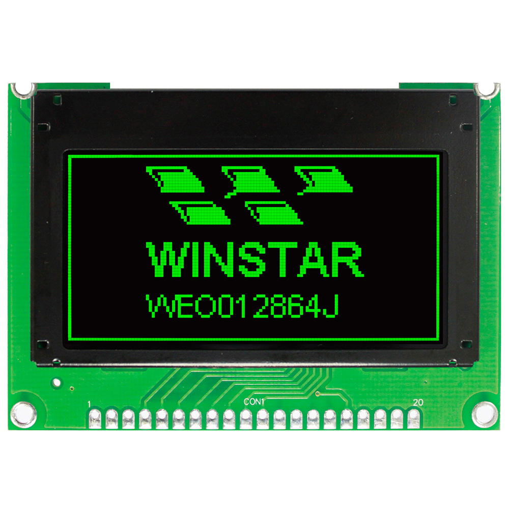 Graphic Display OLED 128x64 - WEO012864J