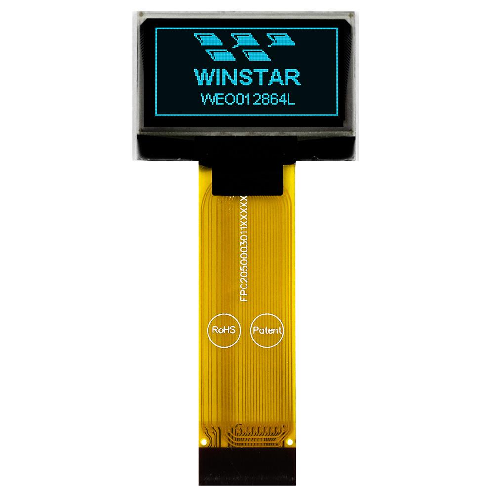WEO012864L-ZIF - Winstar Display